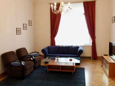 Photo for Apartment 992 m from the center of Prague with Internet (62027)