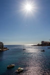 Photo for Holiday apartment St. Julians for 1 - 8 persons - Holiday apartment