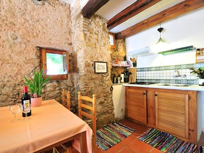 Photo for Family and pet friendly cottage on small estate with pool, tennis, gardens