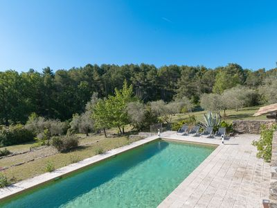 Photo for Bastide des Bergers - Villa for 10 people in Mouans-Sartoux