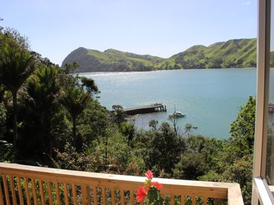 Photo for Whare Rawhiti - Peaceful, private, beautiful views