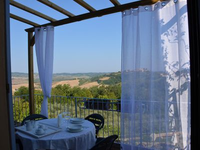 Photo for Apartment / app. for 4 guests with 65m² in Terricciola (119350)