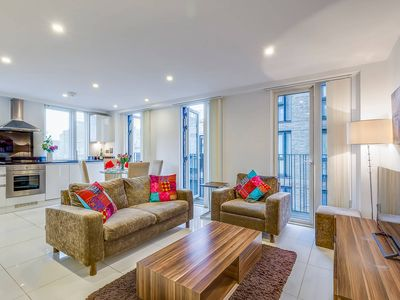 Photo for Stylish Apartment Central London!  Euston Station