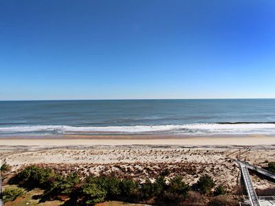 Photo for 1206N: Updated 3BR Sea Colony Corner Oceanfront Condo!  Beach, pools, tennis ...