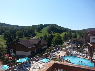 Photo for Timeshare at Holiday Valley Ski/Golf Resort. First Class Amenities