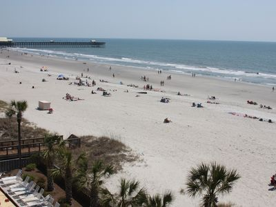 Photo for Large Oceanfront Corner Pelican's Landing 3BR 2.5BA - Check For Specials!!