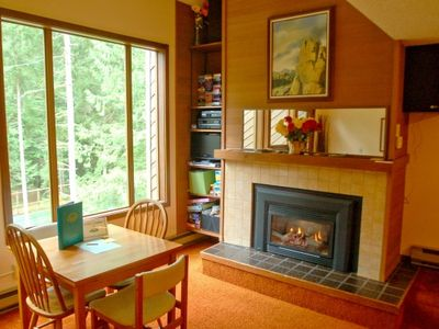 Photo for Snowater Mt. Baker Lodging Condo 85 With a Fireplace in United States