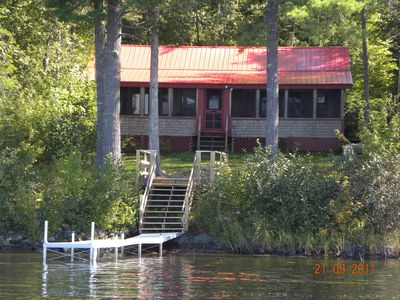 Photo for 2BR Cottage Vacation Rental in Alexander, Maine