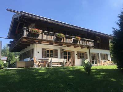 Photo for Luxury country house in the heart of Kreuth up to 8 persons