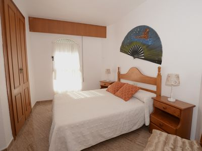 Photo for CALPE 2 bedroom apartment near the beach, WIFI and air conditioning
