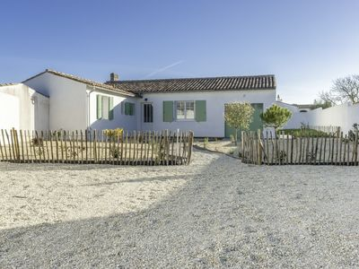 Photo for Single storey house, renovated in 2018, for 6 people located in the district of La Touche