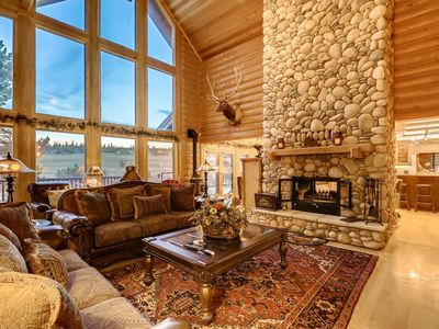 Photo for River Ranch Lodge: 28-Min To Breck, Private Hot Tub, Pool Table, Shuffleboard