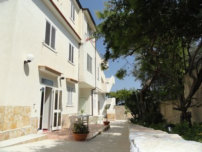 Photo for Two-room apartment for 4 people in Villa Daniel in Vieste Gargano