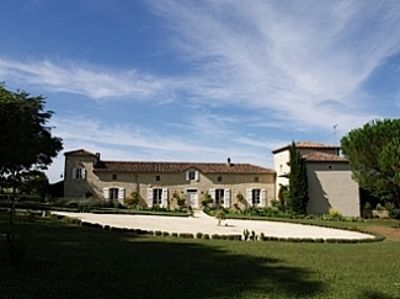 Photo for Gite With Pool And Superb Views Over Countryside