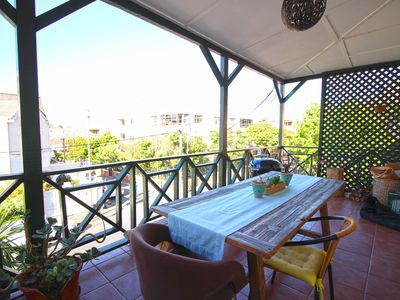 Photo for Charming Flat with Superb Views