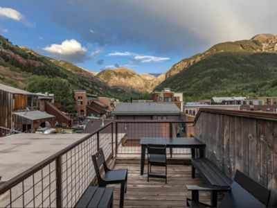 Photo for Sundance Penthouse - Center of Town - Panoramic Mountain View (HA)