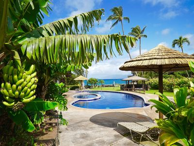 Photo for MOST DESIRABLE-VALUE-2BR-2-B OCEAN VIEW-Tropical Decor-AC-WIFI-Sleeps 6