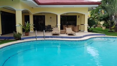 Photo for House With Nice Garden And Big Private Pool For Rent