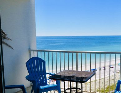 Photo for Amazing views  from this 11th  floor Unit in Shoreline Towers .