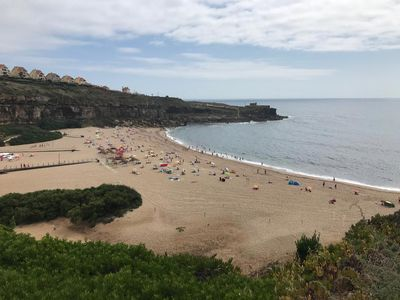 Photo for Apartment overlooking the beach of São Lourenço, Ericeira