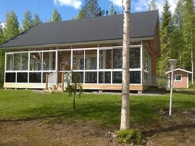 Photo for Vacation home Katariina in Juva - 5 persons, 1 bedrooms