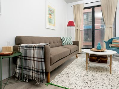 Photo for Delightful 1BR in Old Montreal by Sonder