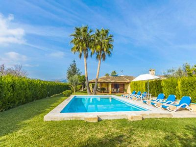 Photo for Villa Nadal: Large Private Pool, A/C, WiFi
