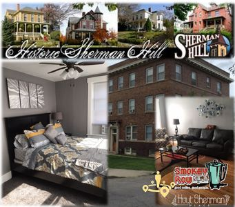 Photo for Historic Des Moines Sherman Hill Apartment