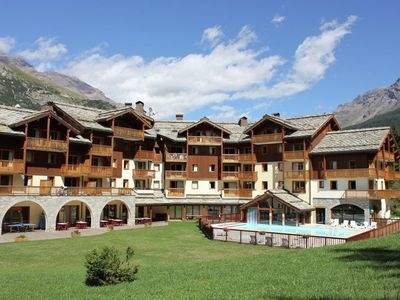 Photo for Apartment on the slopes in childfriendly Val Cenis