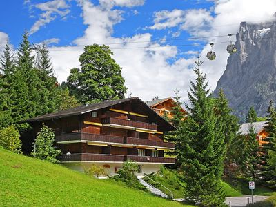 Photo for Apartment in the center of Grindelwald with Parking, Internet, Balcony (38437)