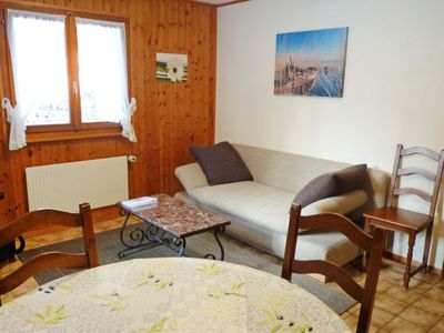 Photo for Apartment Le Tzanton in Ovronnaz - 2 persons, 1 bedrooms