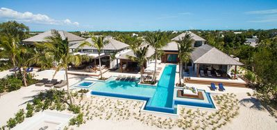 Photo for Villa Hawksbill -  Beach Front - Located in  Stunning Grace Bay with Private Pool