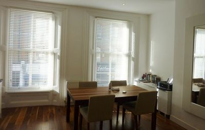 Photo for Newly refurbished Large 1 bed apartment - SHORT LET ALL BILLS INCL.