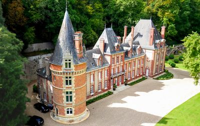 Photo for Chateau Saint-Clair - Country house for 24 people in Bazincourt-sur-Epte
