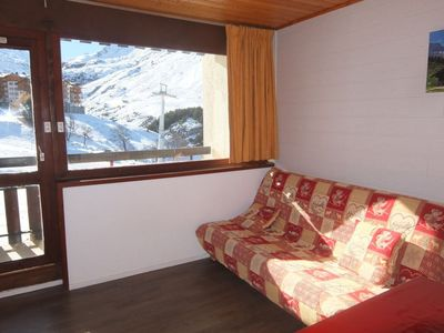 Photo for 1BR Apartment Vacation Rental in Saint-Martin-de-Belleville
