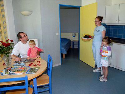 Photo for VVF Villages Normandy Coast - 4 Rooms 8 People