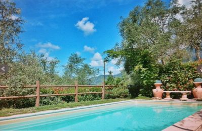 Photo for Villa Oscar with private park, swimming pool and gym