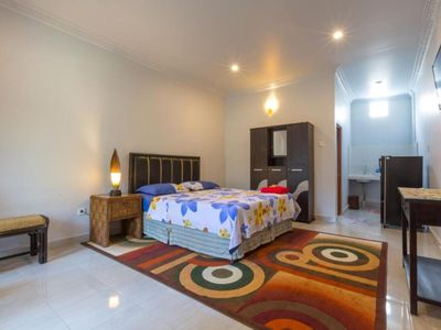 Photo for Deluxe Room in Canggu, Good to Unwind, Inquire for Special Longstay Offer