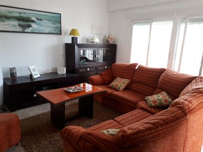 Photo for INDEPENDENT APARTMENT IN FAMILY CHALET