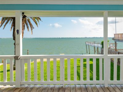 Enjoy beautiful views of Copano Bay