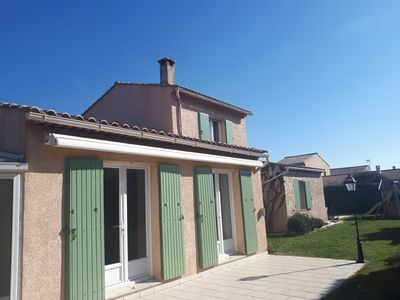 Photo for Provencal house, located 20min from Aix en Provence