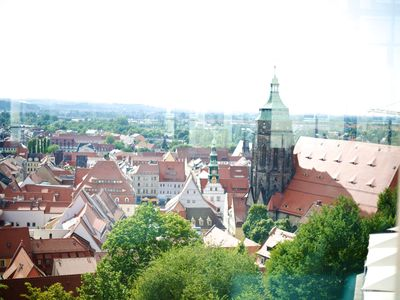 Photo for 'Schloss Sonnenstein' above the roofs of Pirna with breathtaking views!