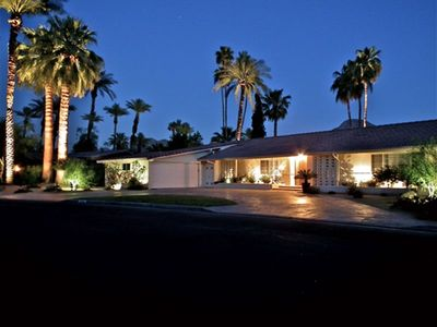 Photo for Spectacular Mountain View from This Beautiful Indian Wells Home