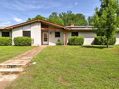Photo for Updated Austin Home w/Yard - 3 Mi. to S. Congress!