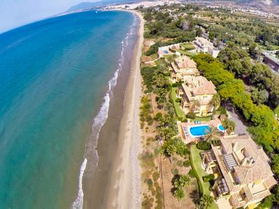 Photo for RIO REAL, MARBELLA, FIRST LINE BEACH, ELEGANT DUPLEX PENTHOUSE, 4 BEDROOMS
