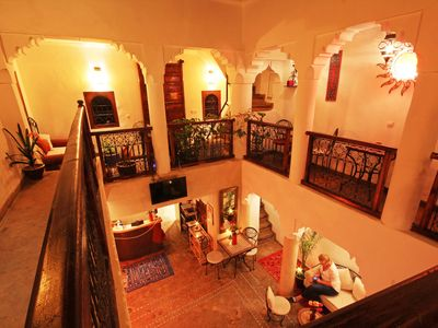 Photo for Six-room riad/guest house