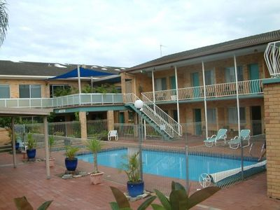 Photo for 2BR Apartment Vacation Rental in Sawtell, New South Wales