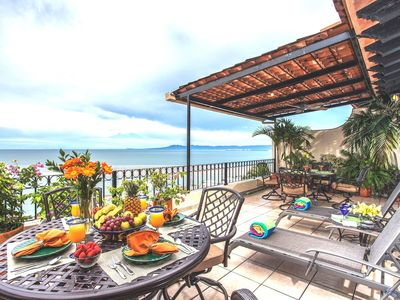 Photo for Panoramic Ocean Views in Zona Romantica from your very own Penthouse!