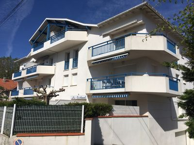 Photo for Very nice apartment in the heart of Capbreton beach at 1km!