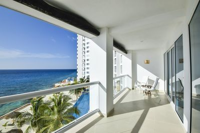 Peninsula Grand 3A Cozumel Terrace